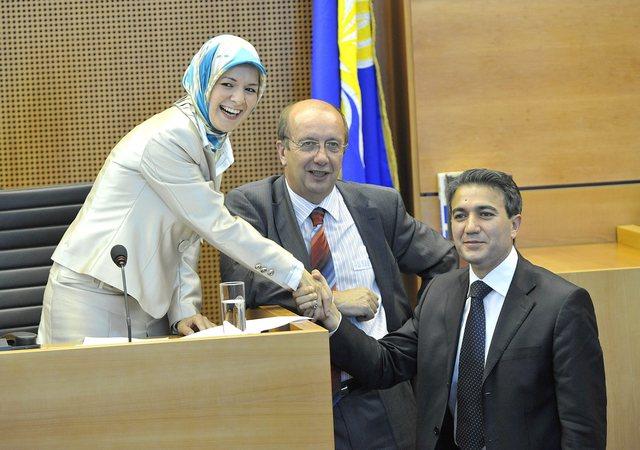 BELGIUM POLITICS OATH BRUSSELS REGION PARLIAMENT